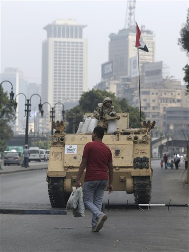 REACTIONS TO DEVELOPMENTS IN EGYPT