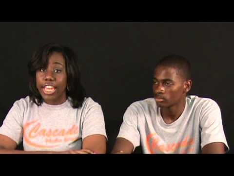 Video Blog Topic Privacy vs Security with Brionna Garlington and Derrick Parker