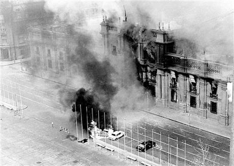 ALLENDE'S LEGACY STRONG 40 YEARS AFTER CHILE COUP