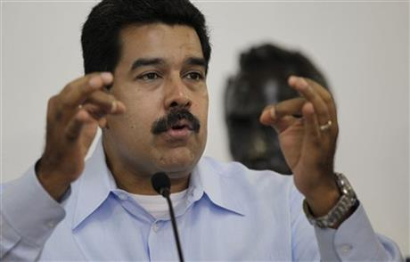 VENEZUELA GOVT CLAIMS SABOTAGE IN DEADLY BLAST