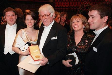 'DON'T BE AFRAID': FINAL WORDS FROM SEAMUS HEANEY