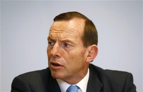 AUSTRALIA'S NEW GOV'T VOWS TO SCRAP CARBON TAX