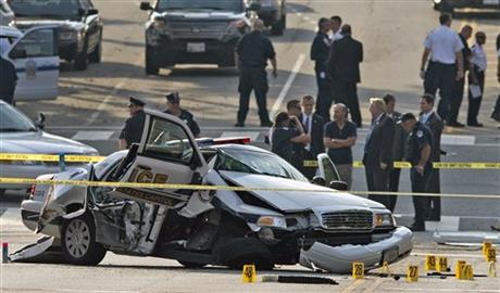 MOTHER: WOMAN KILLED IN DC CHASE WAS DEPRESSED