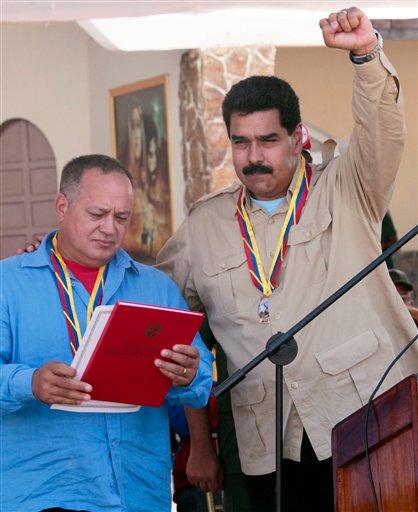 3 VENEZUELAN ENVOYS EXPELLED BY US IN RETALIATION