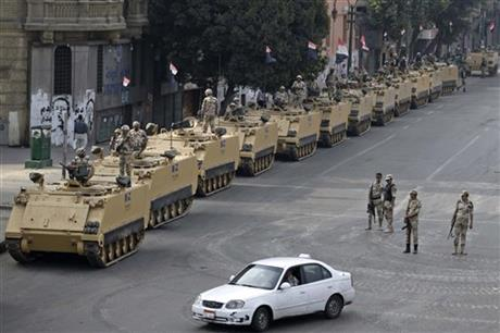 US DECISION TO CUT AID TO CREATE FRICTION IN EGYPT