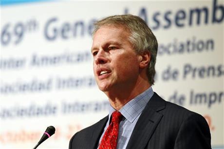 AP CEO: PRESS FREEDOM V. SECURITY A 'FALSE CHOICE'