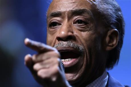SHARPTON THREATENS STORE BOYCOTT OVER PROFILE SUIT