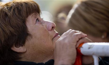 ARGENTINES WORRY AFTER LEADER'S SKULL SURGERY