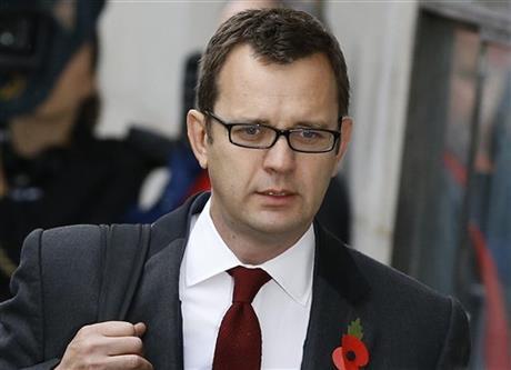 UK hacking prosecutor: Brooks, Coulson had affair