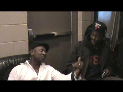 Interview with Stand Up Comedian Joe Torry