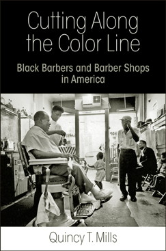CMG November BOOK #2 OF THE MONTH is Cutting Along the Color Line