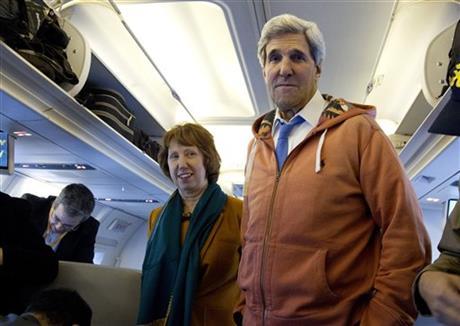 CONGRESS PLANS TOUGH IRAN SANCTIONS IF DEAL FAILS