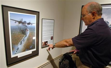 ALA. M– USEUM HAS ART FORMERLY DISPLAYED ONLY BY CIA