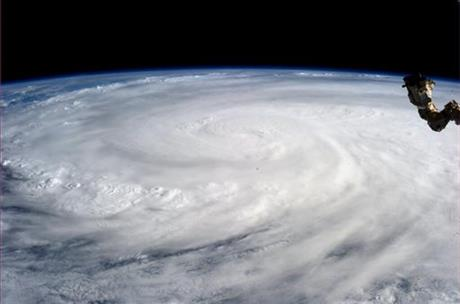 AP PHOTOS: Typhoon: from landfall to aftermath