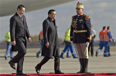 China to invest in Romanian nuclear, wind power