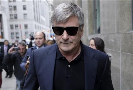 Actress convicted of stalking Alec Baldwin