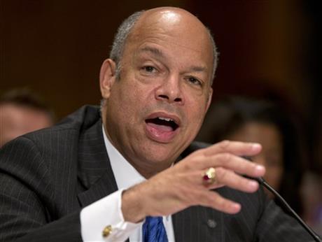 Senate committee OKs Homeland Security nominee