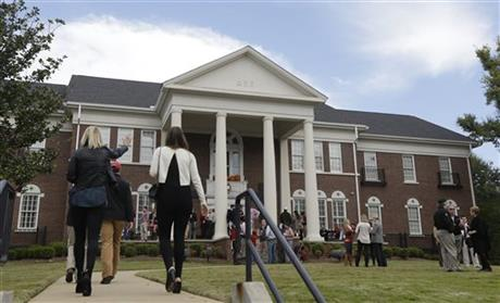 'Bama Greeks in $202 million building boom