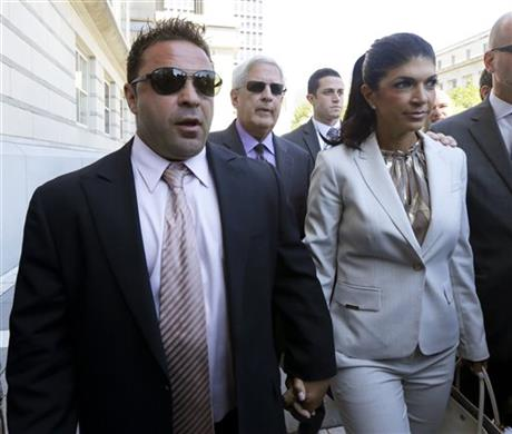 'Real Housewives' stars plead not guilty