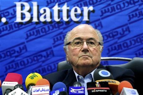 Blatter: Qatar World Cup should be Jan-Feb