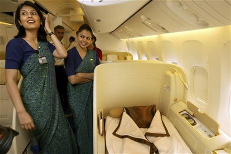 Airlines bet on India market despite losses