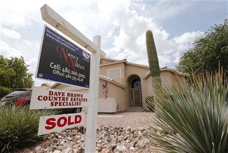 Average US rate on 30-year mortgage at 4.35 pct
