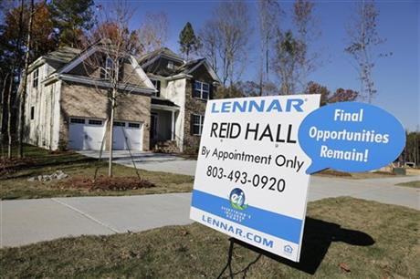 US existing home sales fall 3.2 pct. in October