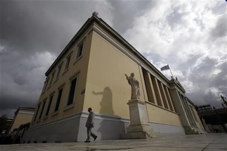 Debt inspectors probe Greek budget shortfall