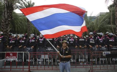 Thai court ruling deals new blow to government