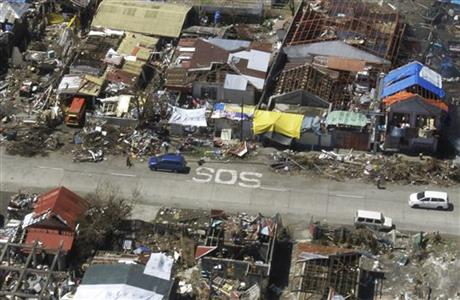 Philippine corruption magnifies effects of typhoon