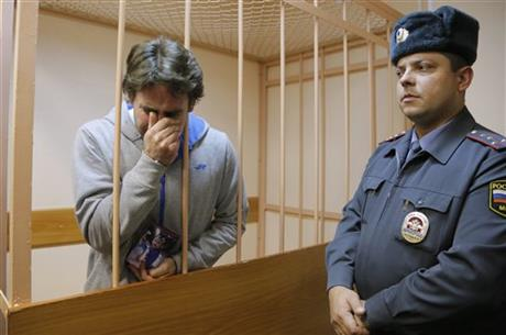 Russia grants bail to 9 foreign activists
