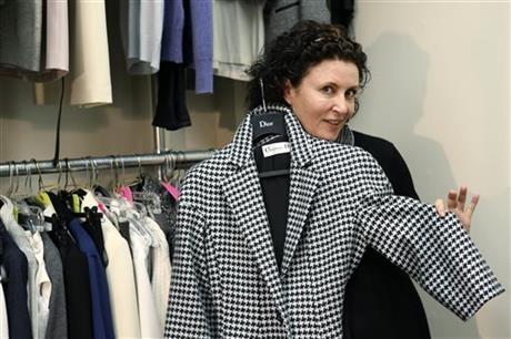 Washington's 'Scandal' closet holds many outfits