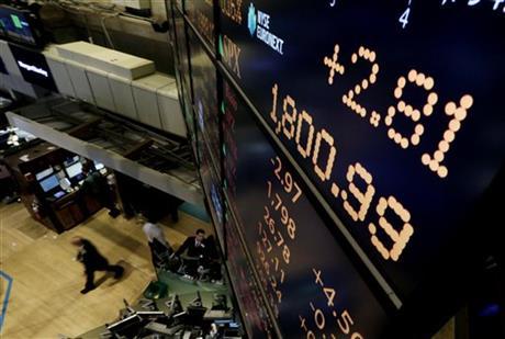 Fed stimulus, China reform promises buoy stocks