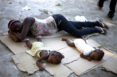 Deportations to Haiti continue after killings