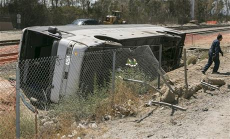 Gov't oversight of tour bus industry faulted