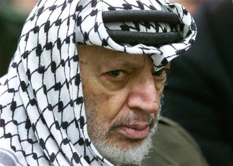 Swiss lab: Arafat ingested deadly polonium