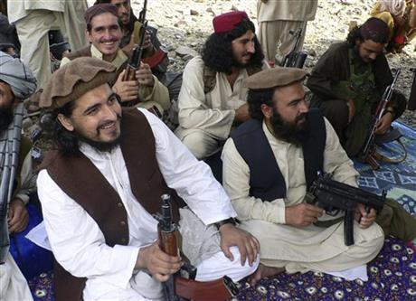 Officials: US drone kills Pakistani Taliban leader