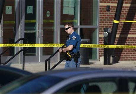 SHERIFF: COLO. GUNMAN PLANNED TO HURT MORE PEOPLE