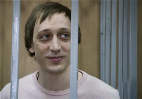 BOLSHOI DANCER FOUND GUILTY IN ATTACK ON ITS CHIEF