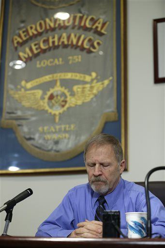 BOEING CONTRACT CUTS INTO LOCAL LABOR INFLUENCE