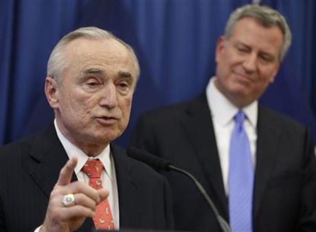 NEW NYC MAYOR SEEKS TO ADVANCE LIBERAL AGENDA