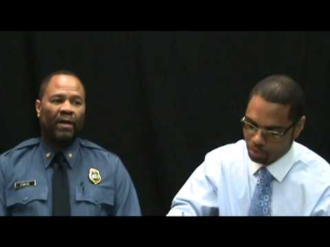 Interview With Kansas City, Missouri Police Chief Darryl Forte