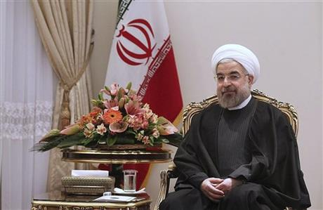 IRAN'S PRESIDENT REGRETS FOOD RATION PROBLEMS