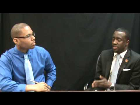 Interview with Third District Councilman Jermaine Reed