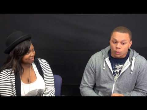 Oprah Brown Interview KC Artist Craig Smith