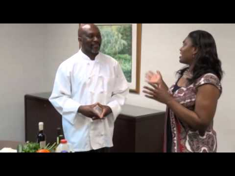 Interview with international celebrity chef Mr  David Ewan of DeVine Catering
