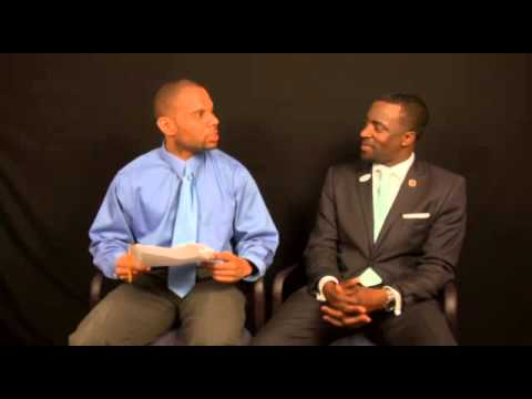 Interview with KCMO City Councilman Jermaine Reed
