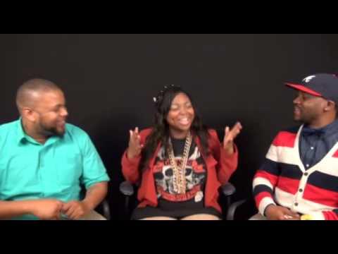 Oprah Brown interviews Members of Go Hard, Darockboi and DC