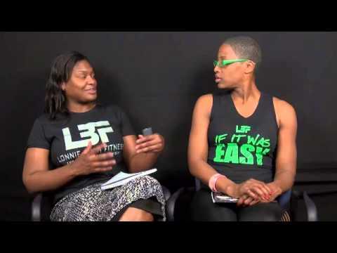 Tennille R  Benton interviews Lonnie Bush on her book Cancer was my Blessing