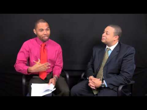 Interview with Jesse Barnes, executive director of Bruce Watkins Heritage Cultural Center